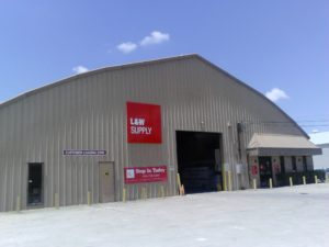 L&W Supply New Orleans branch exterior