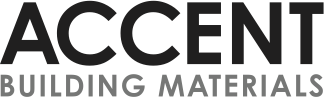 ACCENT Building Materials logo