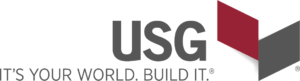 USG : It's Your World. Build It - Logo