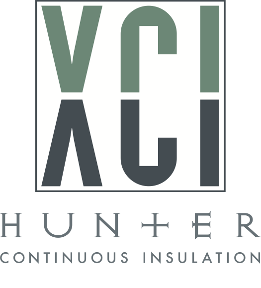 XCI Hunter continuous insulation logo