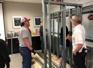 ClarkDietrich & L&W Supply Hands-On Steel Training