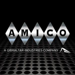 Amico : A Gibraltar Industries Company - Logo