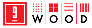 9 Wood - Logo