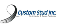 Custom Stud logo - Steel Framing and Custom Fabrication