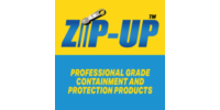 Zip Up professional grade containment and protection products logo