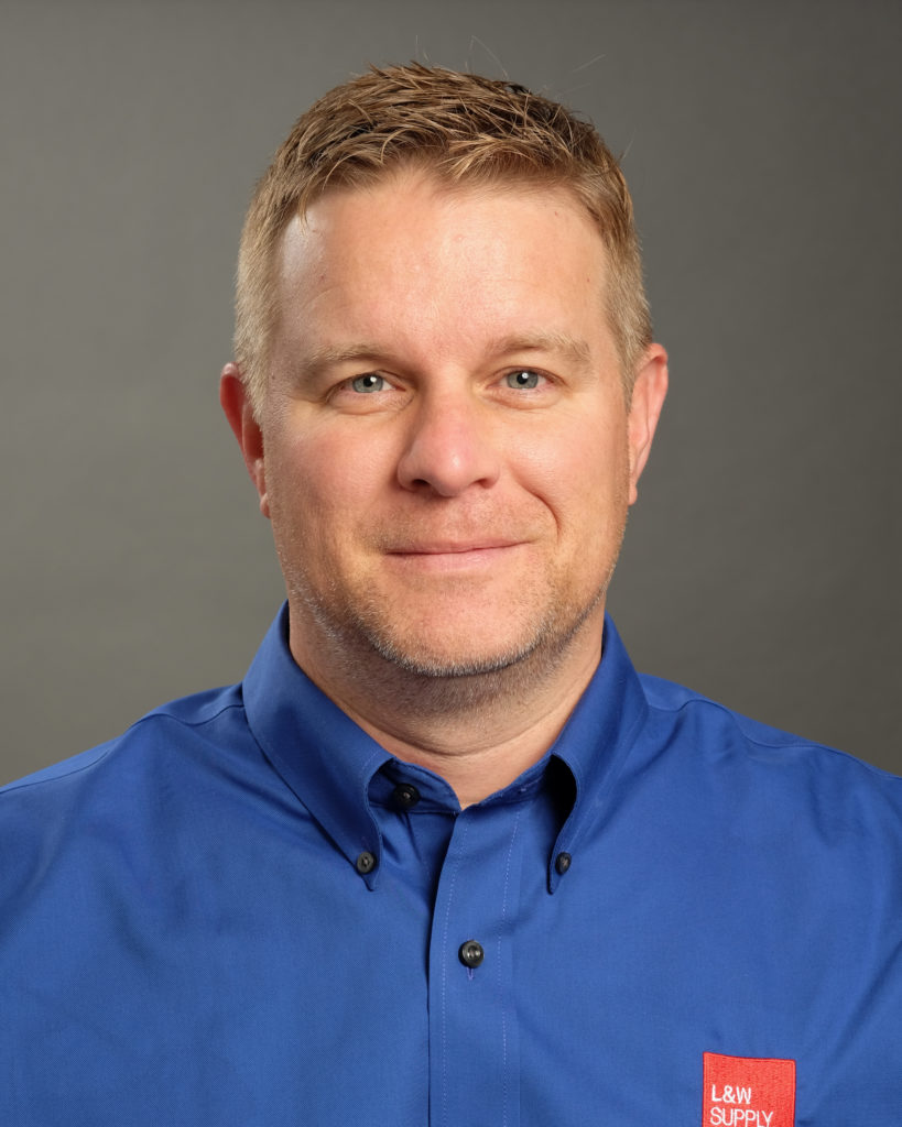 L&W Supply Houston Branch Manager Will Pape