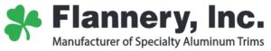 Flannery, Inc., Manufacturer of Specialty Aluminum Trims - Logo